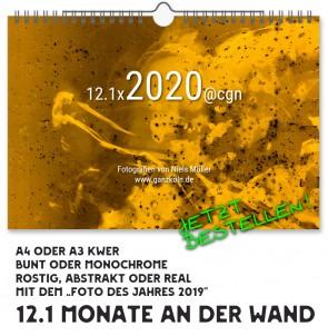 Jetzt bestellen! Einfach per E-Mail an newsletter@ganzkoeln.de.